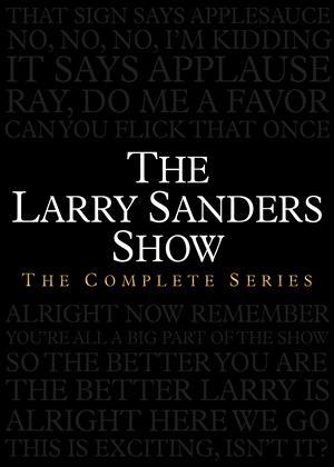 Rent The Larry Sanders Show: Series 6 Online DVD Rental