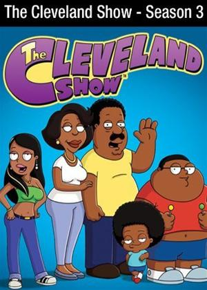 Rent The Cleveland Show: Series 3 Online DVD Rental