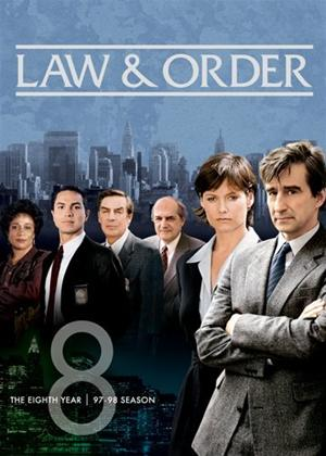 Rent Law and Order: Series 8 Online DVD Rental