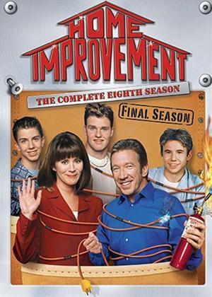 Rent Home Improvement: Series 8 Online DVD Rental