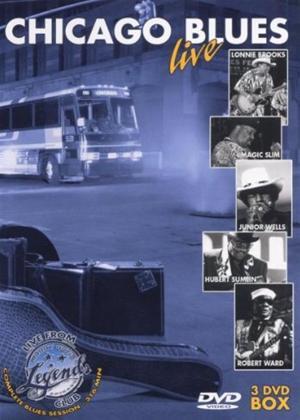 Rent Chicago Blues Live Online DVD Rental