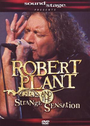 Rent Robert Plant Strange Sensations: Soundstage Online DVD Rental