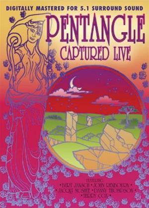 Rent Pentangle: Captured Live Online DVD Rental
