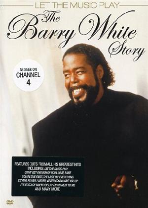 Rent Barry White: Let the Music Play Online DVD Rental