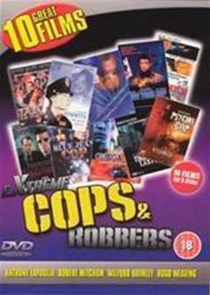 Rent Extreme Cops and Robbers Online DVD Rental