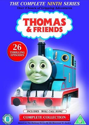 Rent Thomas the Tank Engine and Friends: Series 9 Online DVD Rental