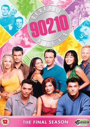 Rent Beverly Hills 90210: Series 10 Online DVD Rental