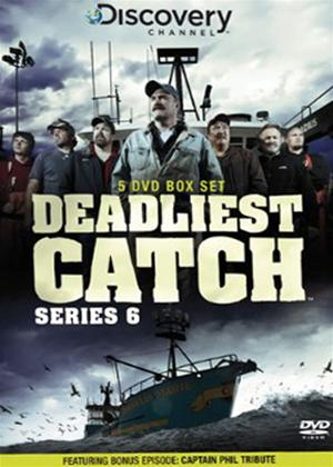 Rent Deadliest Catch: Series 6 Online DVD Rental