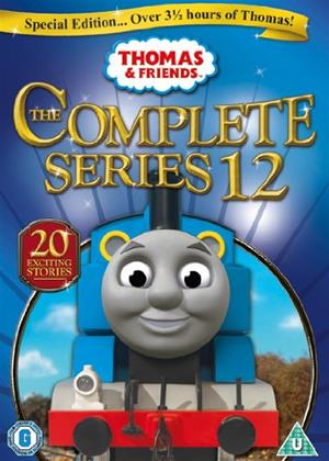 Rent Thomas the Tank Engine and Friends: Series 12 Online DVD Rental