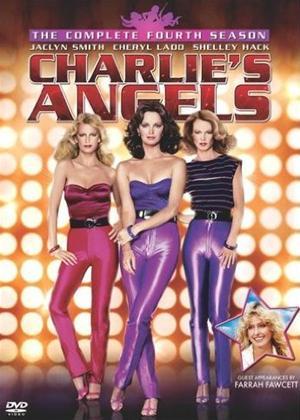 Rent Charlie's Angels: Series 4 Online DVD Rental
