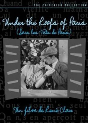 Rent Under the Roofs of Paris (aka Sous les toits de Paris) Online DVD Rental