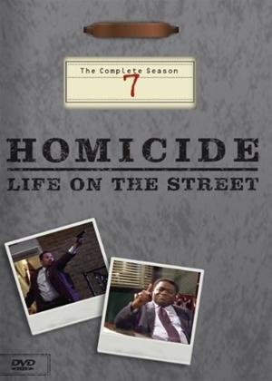 Rent Homicide: Life on the Street: Series 7 Online DVD Rental