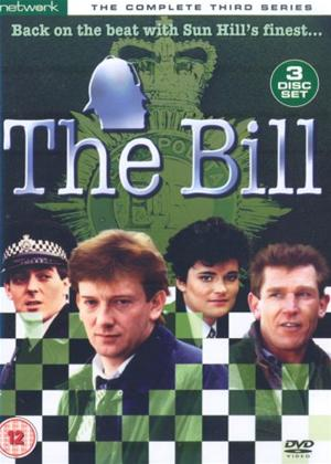 Rent The Bill: Series 3 Online DVD Rental