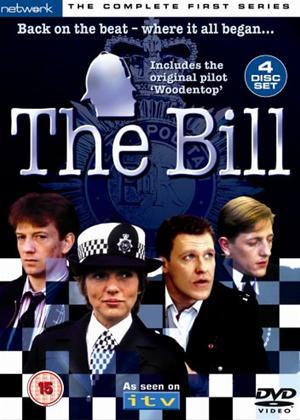 Rent The Bill: Series 1 Online DVD Rental