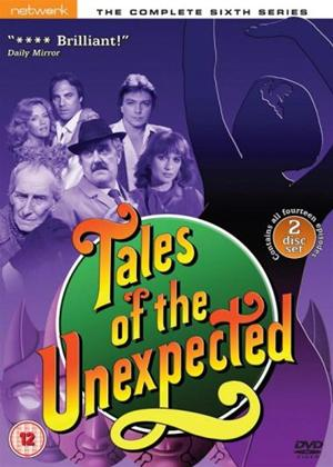Rent Tales of the Unexpected: Series 6 Online DVD Rental