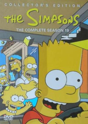 Rent The Simpsons: Series 19 Online DVD Rental