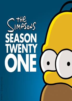 Rent The Simpsons: Series 21 Online DVD Rental