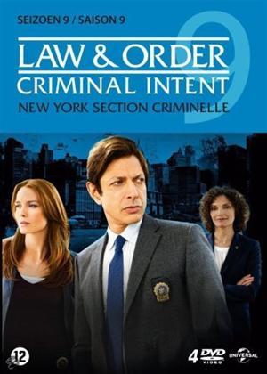 Rent Law and Order: Criminal Intent: Series 9 Online DVD Rental