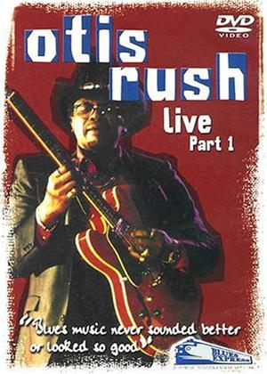 Rent Otis Rush: Blues Express Online DVD Rental