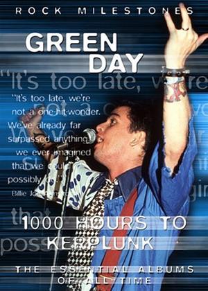 Rent Green Day: Kerplank Online DVD Rental