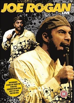 Rent Joe Rogan: Live Online DVD Rental