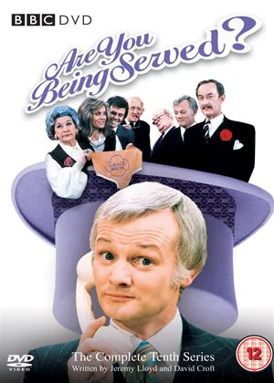 Rent Are You Being Served?: Series 10 Online DVD Rental