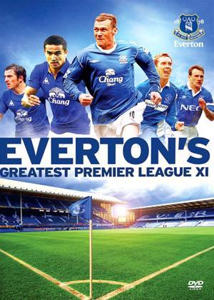 Rent Everton FC: Everton's Greatest Premiership League XI Online DVD Rental