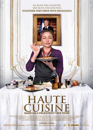 Rent Haute Cuisine (aka Les saveurs du Palais) Online DVD Rental