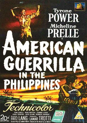 Rent American Guerrilla in the Philippines Online DVD Rental