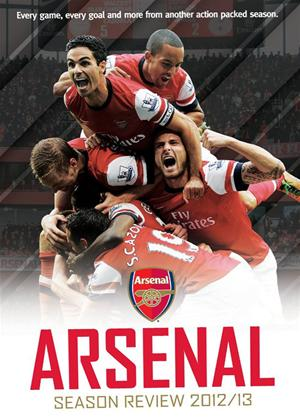 Rent Arsenal FC: End of Season Review 2012/2013 Online DVD Rental
