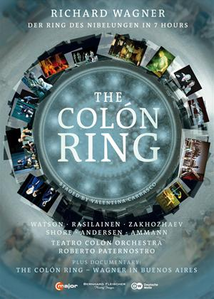 Rent Der Ring des Nibelungen: Teatro Colón (Paternostro) Online DVD Rental