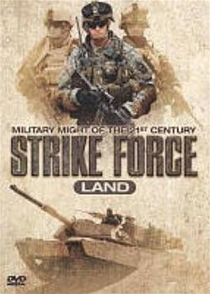 Rent Military Might of the 21st Century: Strike Force Land Online DVD Rental
