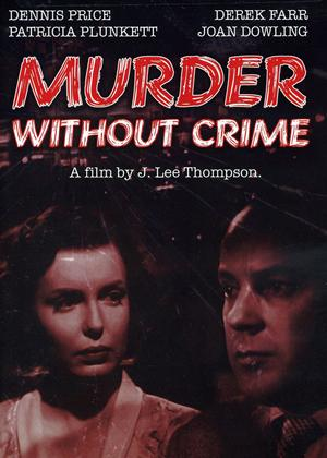 Rent Murder Without Crime Online DVD Rental