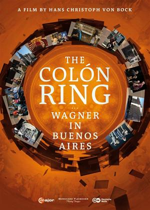 Rent The Colón Ring: Wagner in Buenos Aires Online DVD Rental
