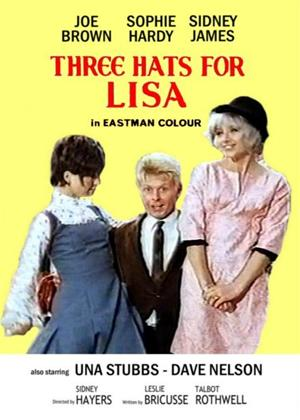 Rent Three Hats for Lisa Online DVD Rental