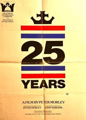 Rent Twenty Five Years Online DVD Rental