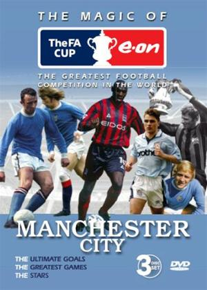 Rent Manchester City: Magic of the F.A.Cup Online DVD & Blu-ray Rental