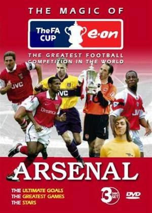 Rent Arsenal FC: Magic of the FA Cup Online DVD & Blu-ray Rental