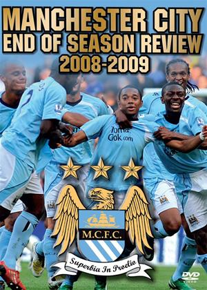 Rent Manchester City: End of Season Review 2008/2009 Online DVD Rental