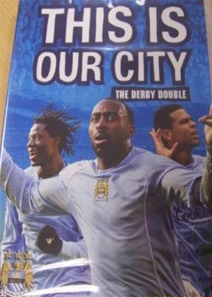 Rent Manchester City: This Is Our City Derby Online DVD & Blu-ray Rental