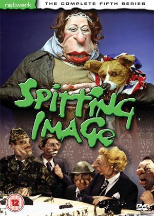 Rent Spitting Image: Series 5 Online DVD Rental