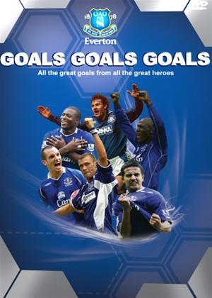 Rent Everton FC: Goals Goals Goals Online DVD Rental