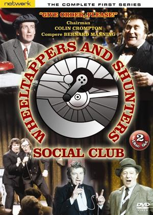 Rent The Wheeltappers and Shunters Social Club: Series 1 Online DVD Rental
