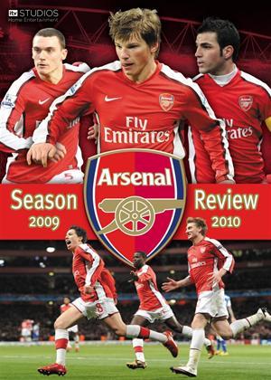 Rent Arsenal FC: Season Review 09/10 Online DVD Rental