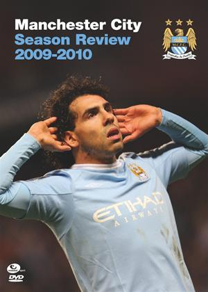 Rent Manchester City Season Review 2009-2010 Online DVD Rental