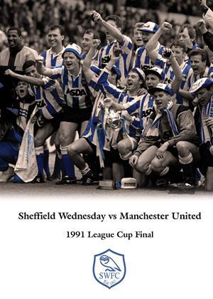 Rent Sheffield Wednesday V Manchester United: 1991 League Cup Final Online DVD Rental