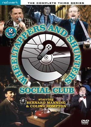 Rent The Wheeltappers and Shunters Social Club: Series 3 Online DVD Rental