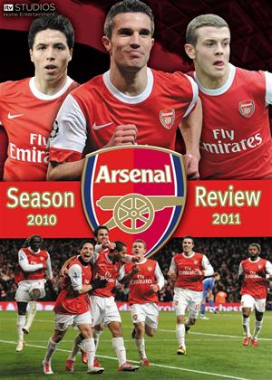 Rent Arsenal FC: End of Season Review 2010/2011 Online DVD Rental