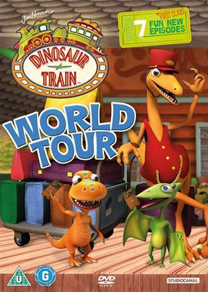 Rent Dinosaur Train: World Tour Online DVD Rental