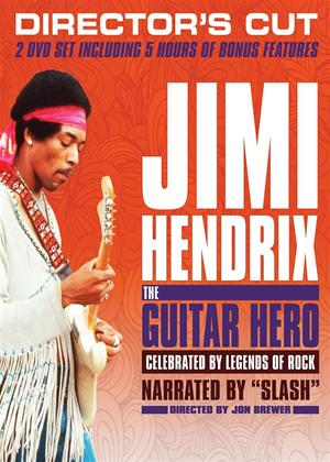 Rent Jimi Hendrix: The Guitar Hero Online DVD Rental